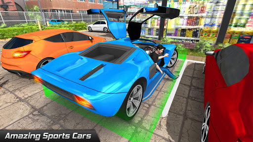 Sports Car Parking 1.0 screenshots 1