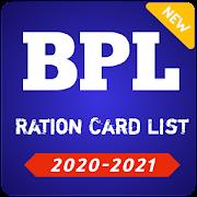 BPL List 2020-2021 - All states Ration Card List