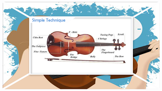 Learn Violin Step by Step - náhled