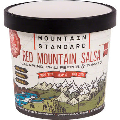 Mountain Standard Red Mountain Salsa, 2.6 oz
