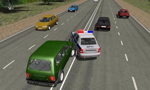 Traffic Cop Simulator 3D screenshot 12