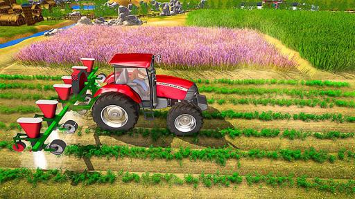 Farmland Tractor Farming - Farm Games 1.3 screenshots 6
