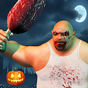 Butcher Scary Neighbor House - Horror Game icon