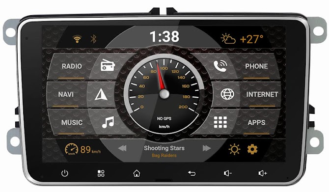 Car Launcher AG Android 10