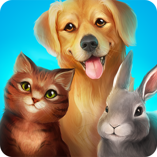 PetWorld: My animal shelter file APK for Gaming PC/PS3/PS4 Smart TV