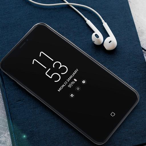 Always on Display - Edge Lighting, Super Amoled - Apps on