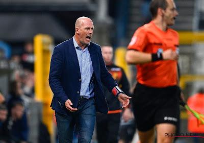 """Philippe Clement ziet ploeg 3 punten halen in Charleroi: """"Dit is een ploeg voor Play Off 1"""""""