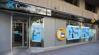 Oficina de CaixaBank