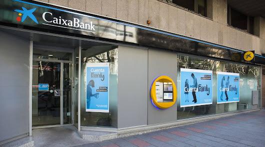 Almería es la plaza donde menos oficinas cerrará CaixaBank