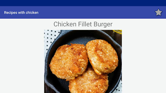 Download Recipes with chicken! Free! For PC Windows and Mac apk screenshot 13