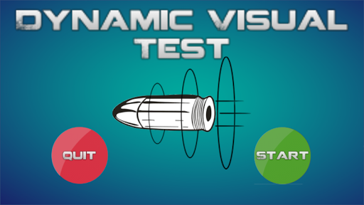 Dynamic Visual Test
