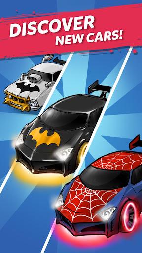 Merge Battle Car: Best Idle Clicker Tycoon game 1.0.90 screenshots 4