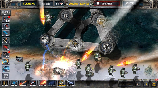 Tower defense-Defense legend 2 2.0.6 Screenshots 5