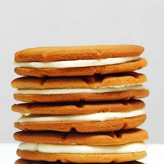 Ginger Biscuit And Cream Dessert Recipes.