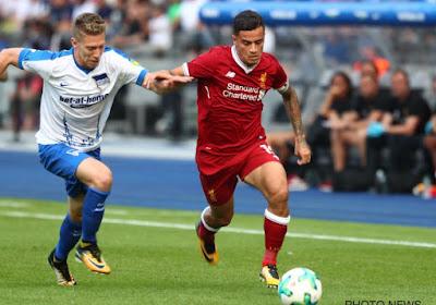 Klopp explique l'absence de Coutinho pour le match face à Crystal Palace