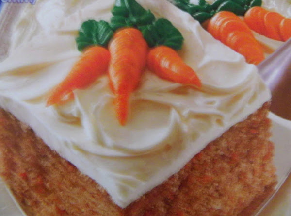 Totally Awesome Carrot Cake Recipe