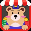 모바일 슈퍼마켓 - 돈 버는 앱 (문상, 틴캐시) icon