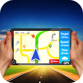 GPS Route Finder & Maps