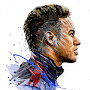 Best Neymar Jr Wallpapers HD APK icon