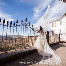 Wedding photographer Juanjo Ruiz (pixel59). Photo of 04.09.2018