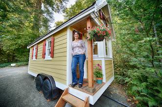 Photo: Brittany's tiny house!