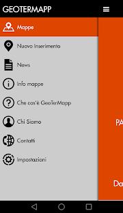 GeoTerMapp - náhled