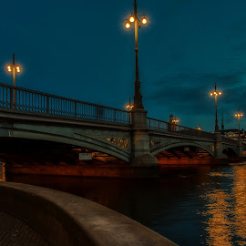 The old bridge by Dan Westtorp - Buildings & Architecture Bridges & Suspended Structures