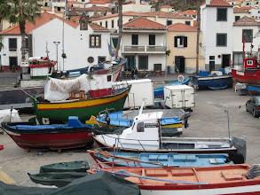 Photo: Värikylläisiä laivoja Camara de Lobosissa
