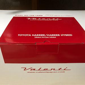 ハリアー ASU60W Premium Metal and Leather Packageのカスタム事例画像 すがさんの2020年02月03日15:37の投稿