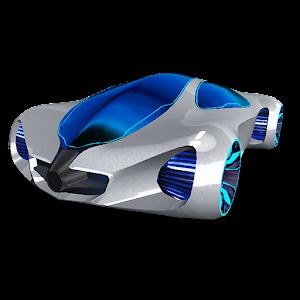 concept car driving simulator