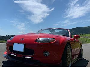 ロードスター NCEC RS RHT 6MTのカスタム事例画像 ひきさんの2021年05月29日17:12の投稿