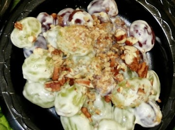 Grape Salad?!? Recipe