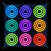 Merge Rings Neon  Drag n Fuse