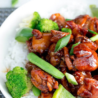 Quick Easy Teriyaki Chicken Recipe Stir Fry In Under 30 Minutes