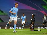Kevin De Bruyne fait partie des 3 nommés pour le titre du joueur de l'année de l'UEFA !
