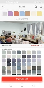 Colour with Asian Paints – Wall Paint & Design  App Download for Android and iPhone 5