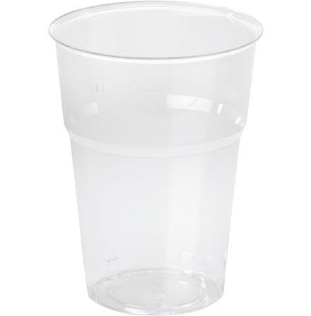 Plastglas Trend   25cl 50/rör