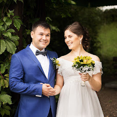 Wedding photographer Lesya Pominova (LesiaRayka). Photo of 29.07.2016