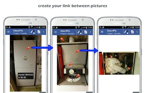 Annoter ses photos interactives - DESCRIPIX Capture d'écran