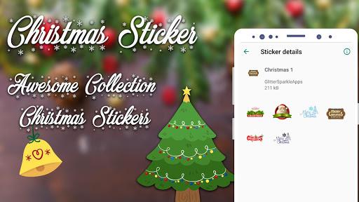 Christmas Stickers For Whatsapp 1.2 screenshots 8