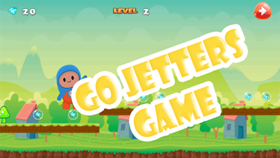 GO adventure getter Run games - náhled