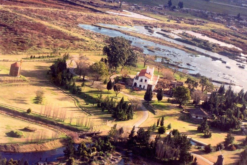 Campanópolis, a vila medieval na Argentina