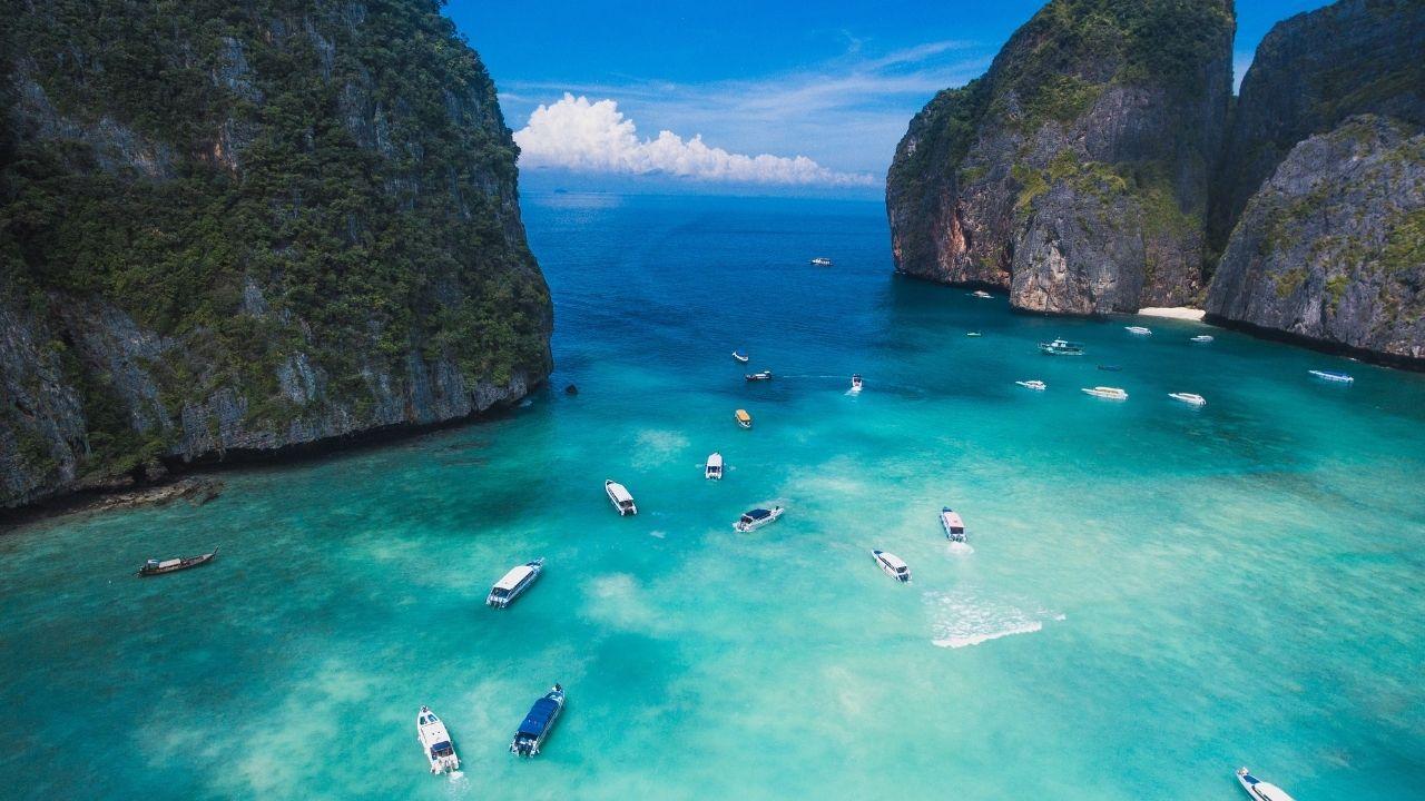 Vivre en Thaïlande pour sa mer turquoise