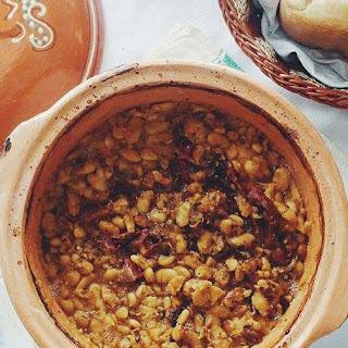 Baked Bean Casserole.