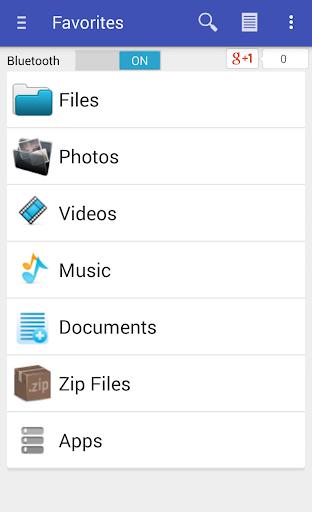 Bluetooth Files Transfer 1.0.2 screenshots 1