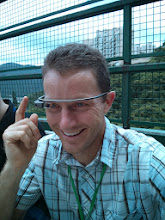Photo: First Time Google Glass