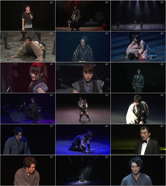 (TV-Variety)(720p) 川栄李奈 – 舞台『AZUMI』幕末編 161014
