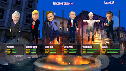 Political Wars 2 - Action Fighting Game 1.1 screenshots 3