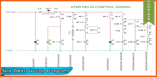 Star Delta Wiring Diagram Apps On Google Play