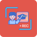 Live Screen Recorder With Internal Audio icon